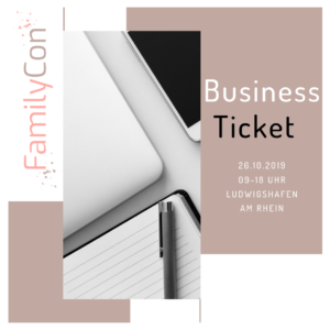 All incl Ticket Business FamilyCon19