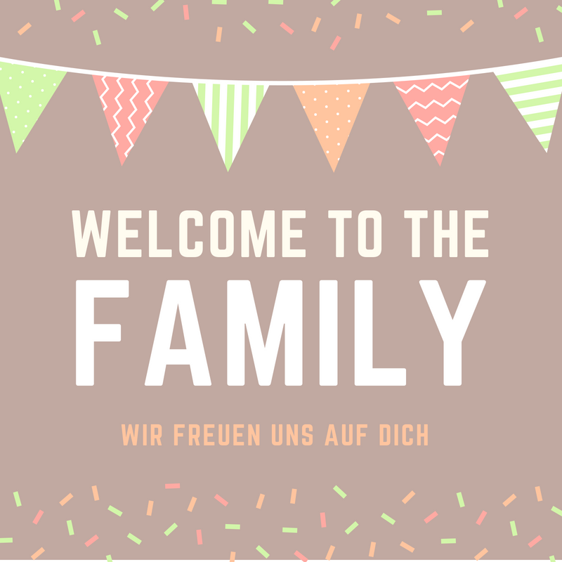 Welcome to the familycon 2018